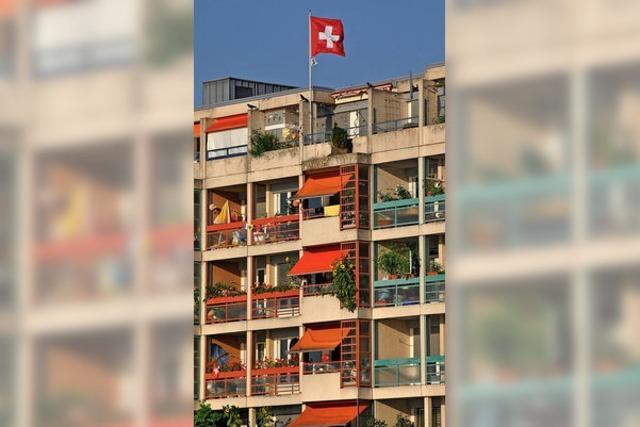 Die Basler zieht es in Neubauwohnungen