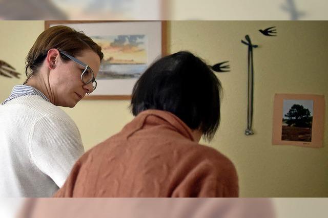 Die Pflege ringt mit Mangelverwaltung