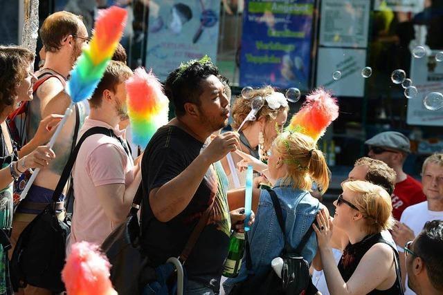 CSD-Veranstalter wirft Bürgermeister Verleumdung vor – der weist die Vorwürfe zurück