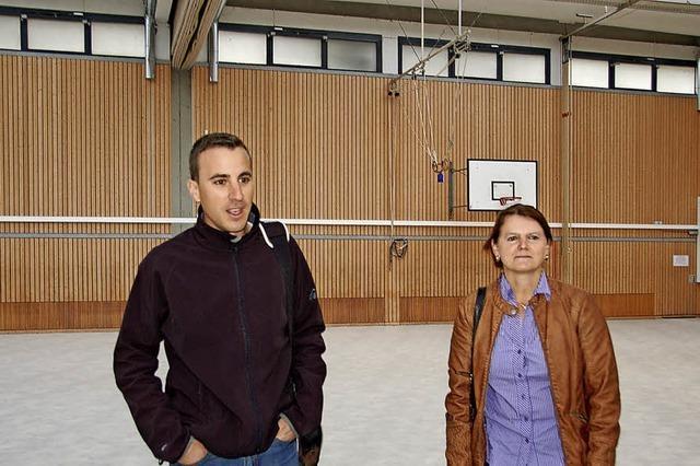 Wunsch nach neuer Sporthalle