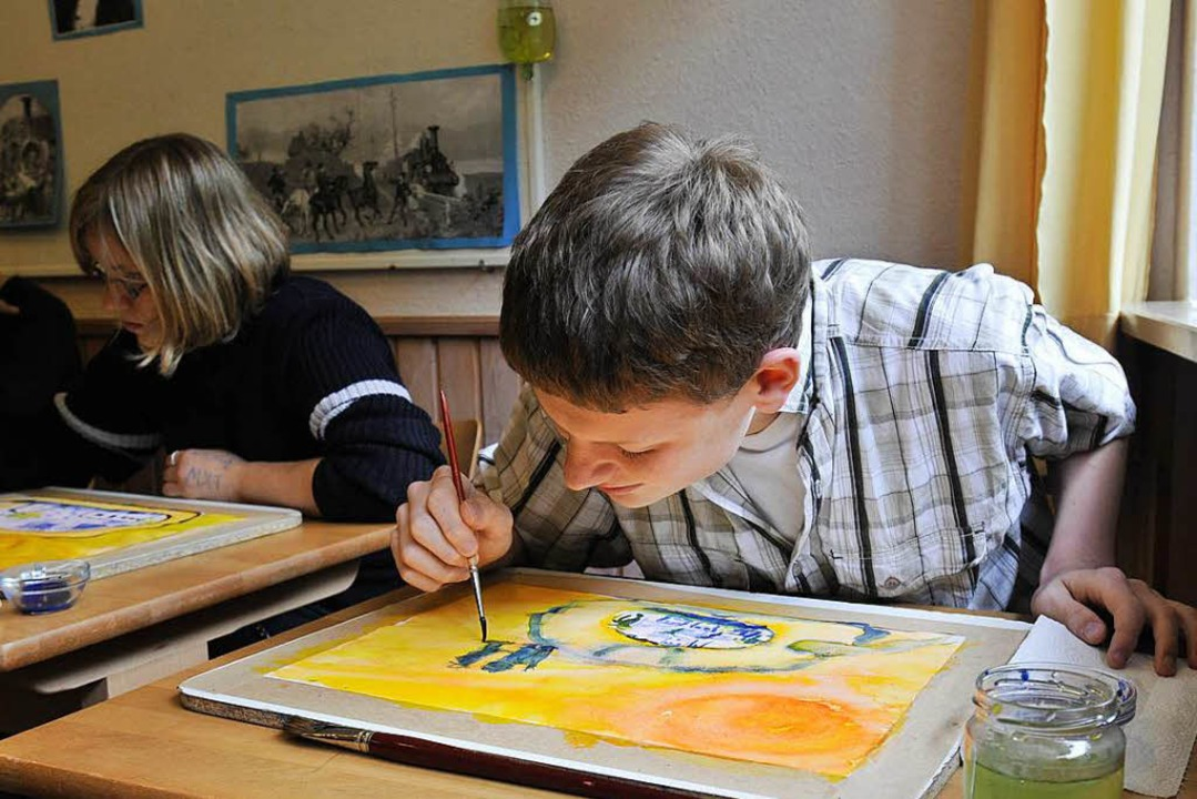 Das Haus Tobias unterstützt autistisch...lfs Steiners und der Waldorfpädagogik.  | Foto: Ingo Schneider