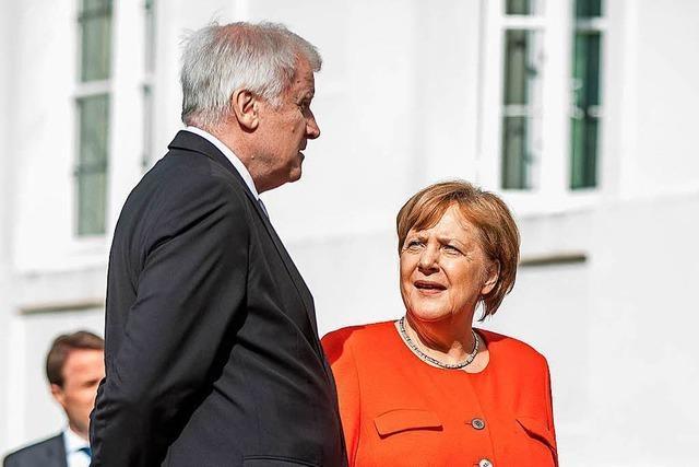 100 Tage Große Koalition: Die Zeit der Kraftmeier
