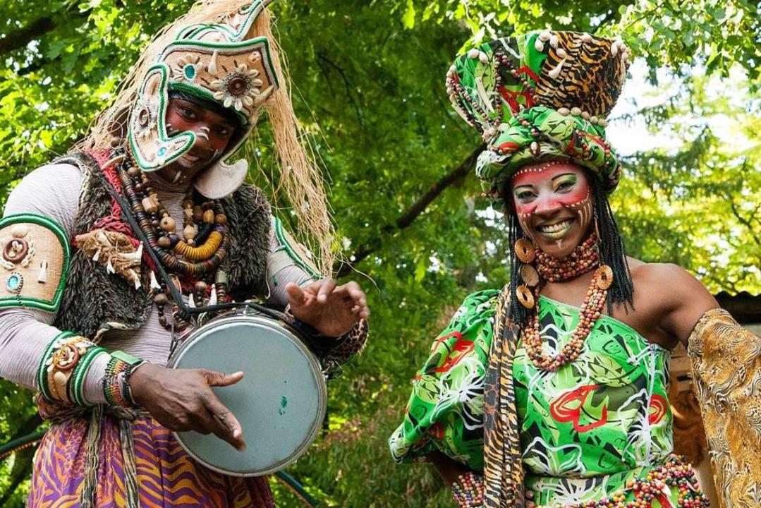 Originales Afrika-Feeling im Europa-Park   | Foto: Europa-Park