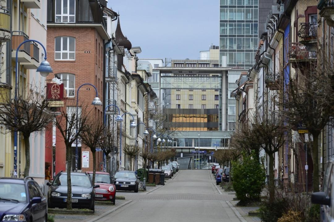 Die Wohnung befindet sich im Stühlinger.    Foto: Ingo Schneider