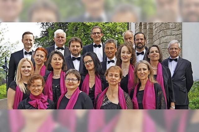 Kirchenchor Löffingen und Vokalensemble Cantemus in Löffingen