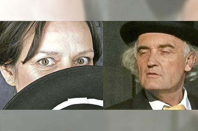 Petra Seitz und Martin Lunz spielen in Badenweiler