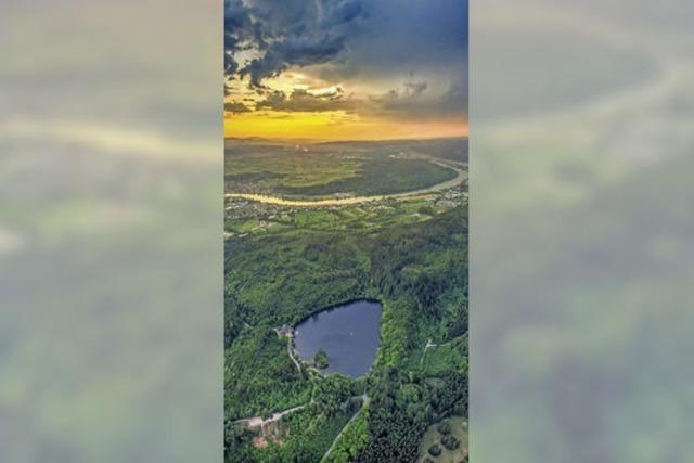 Der Bergsee soll renaturiert werden