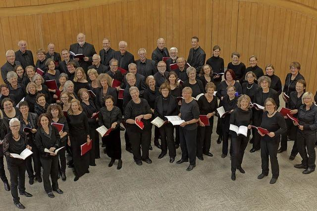 Motettenchor und Oberrheinsiches Sinfonieorchester präsentieren in Lörrach ein Konzert mit Beethovens Oevre