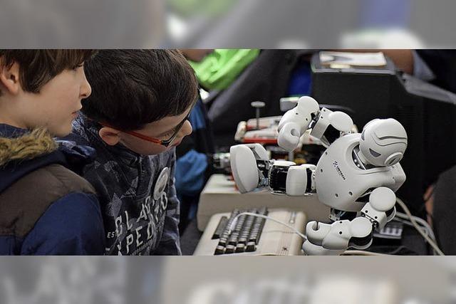 Robotik-Infos für Schüler