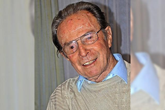 Alfons Lienhart gestorben