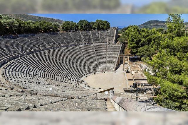 Griechenland steht auf eigenen Füßen
