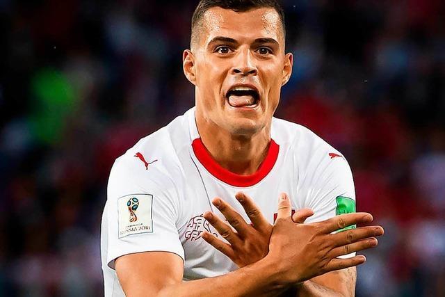 Schweiz besiegt Serbien – Dreikampf in der Gruppe E