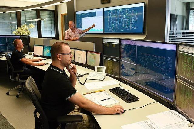 Was ist los mit der Stromversorgung in Rheinfelden?