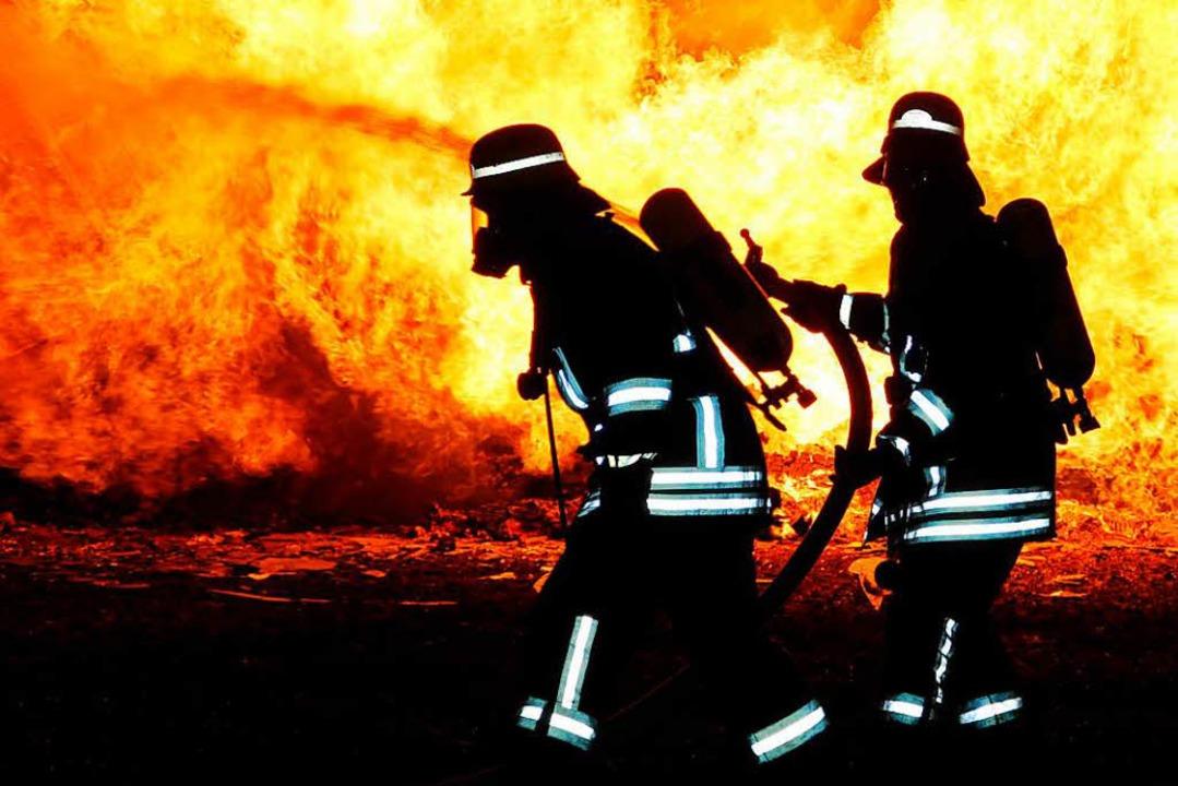 Die Palette der Aufgaben, die Feuerwehrleute meistern müssen, ist groß.  | Foto: dpa