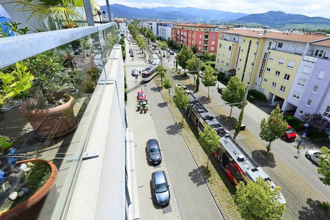 Ältere Bahnen haben keine Klimaanlagen...eife, neue Trams haben bis zu drei.     | Foto: Ingo Schneider