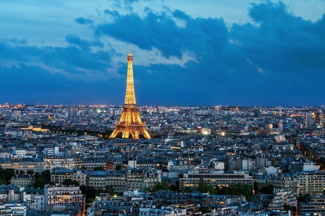 Auch schön: Der Eiffelturm. Das wahre ...klassischen Sehenswürdigkeiten kennen.  | Foto: A.G. photographe  (stock.adobe.com)