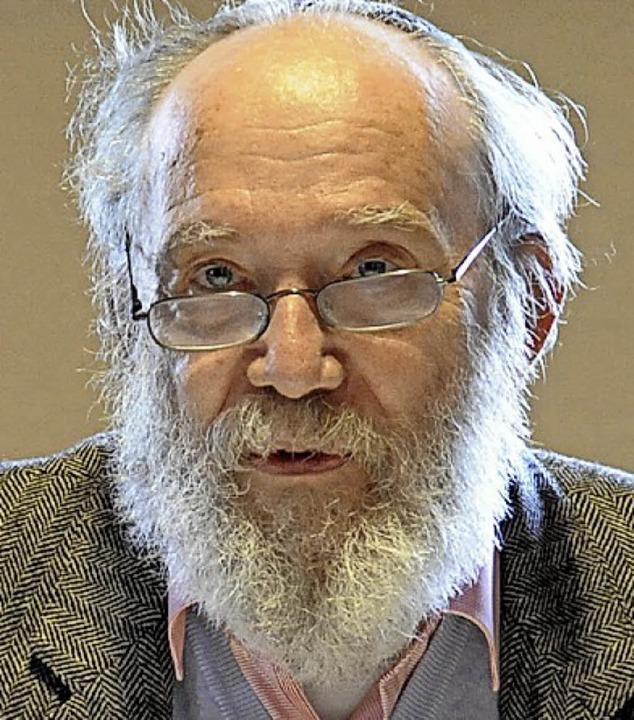 Der Wiedergründer der Jüdischen Gemeinde Emmendingen ist gestorben.   | Foto:  mzd