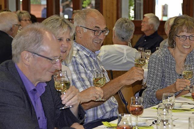 Wein, Disco und Gaumenfreuden zum 50-Jährigen