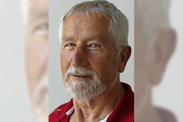Ex-Bürgermeister Bürgermeister Karl Heinz Beck: