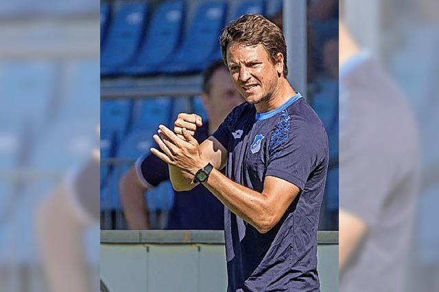 Florian Kneuker trainert OFV
