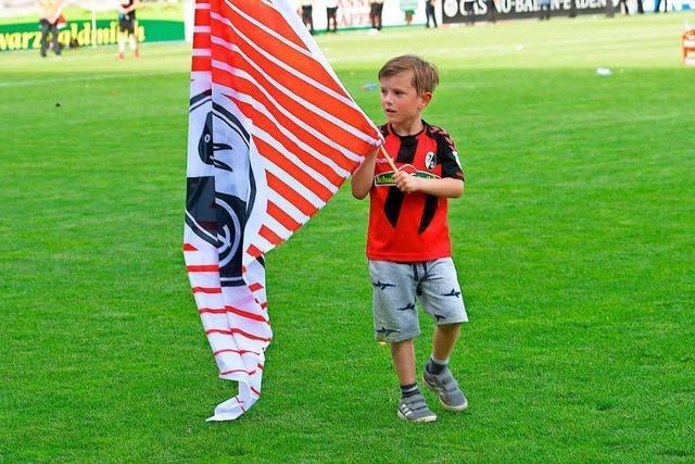 Am Montag startet der SC Freiburg in die Saison – mit vier Nachwuchskräften