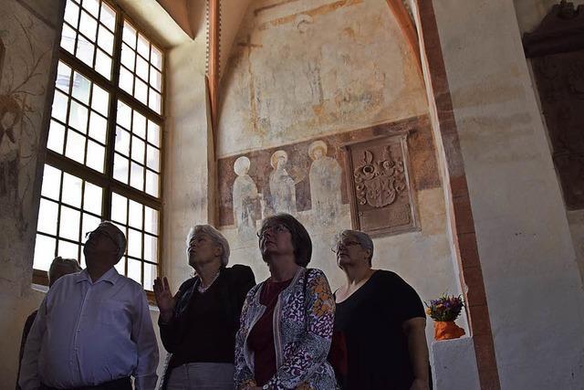 Blitz-Führung durch die Alte Kirche