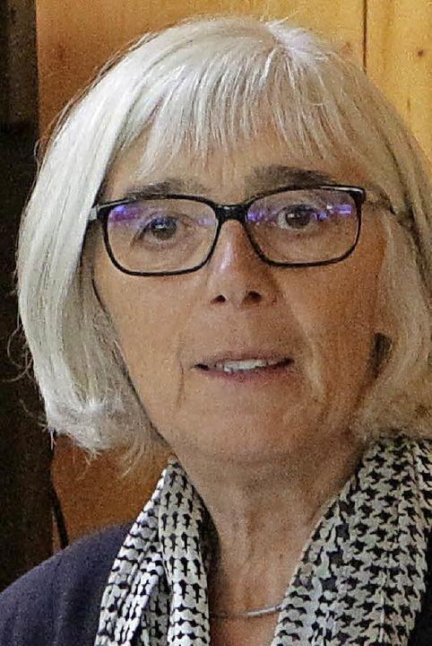 Eva-Maria Armbruster, Vorstand Sozialpolitik beim Diakonischen Werk Württemberg.  | Foto: A. Huber