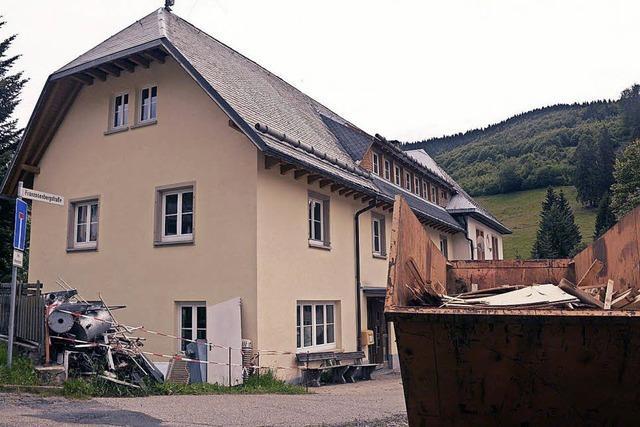 Große Veränderungen in Muggenbrunn