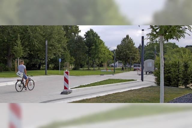 Stegermattstraße bald wieder offen