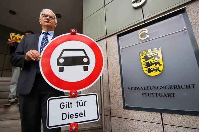 Koalitionsspitze einig: Ab 2019 soll es Fahrverbote für Euro 3- und Euro 4-Diesel in Stuttgart geben