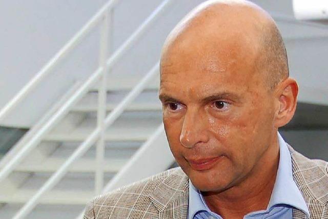 Geschäftsführer Henri Rowienski verlässt die KBC in Lörrach