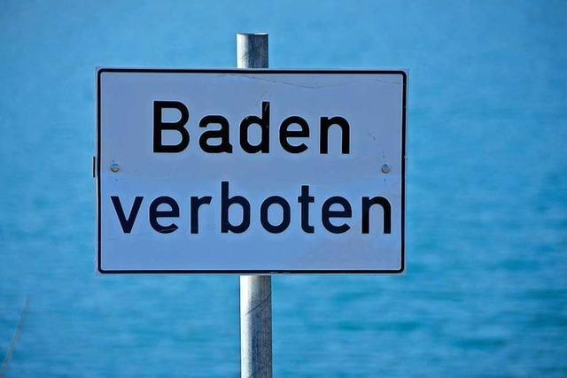Schwimmer nach Badeunfall am Waltersweirer Baggersee weiter vermisst
