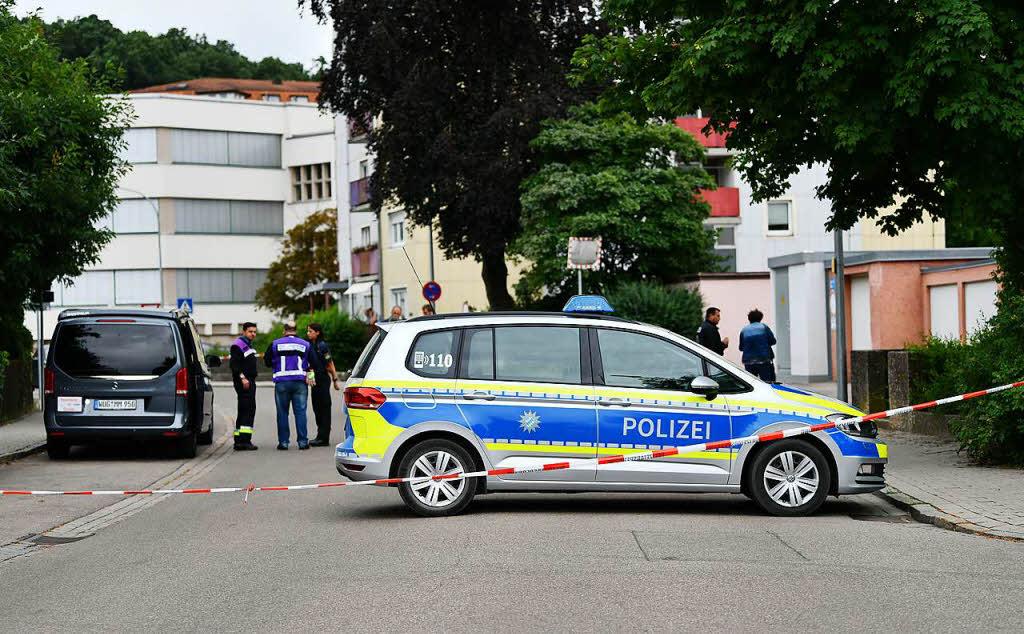 Polizeinachrichten Mittelfranken