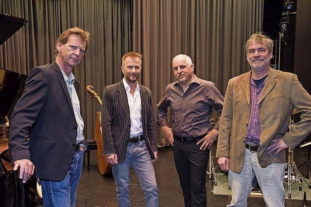 Holger Rohn Quartett in Schallstadt