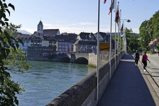 Der Rhein bringt das größte Plus