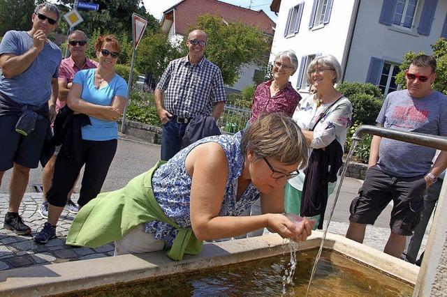 Brunnen-Geschichte(n) zum Anfassen