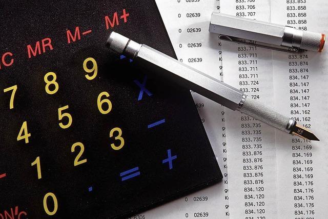 Finanzverwaltung arbeitet Altlasten ab