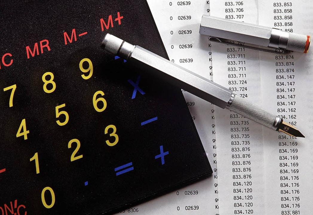 Die Finanzverwaltung hatte eine Menge ...daran, andere Altlasten abzuarbeiten.     Foto: Michael Rosenfeld/dpa