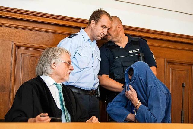 Dreifach-Mord in Villingendorf: 41-Jähriger muss lebenslang in Haft