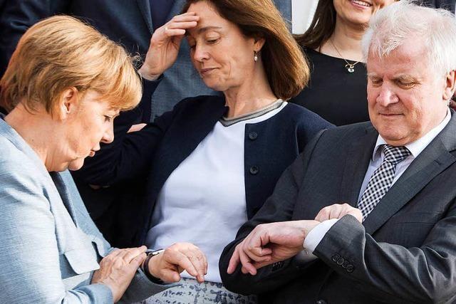 Für Merkel heißt es in Brüssel womöglich