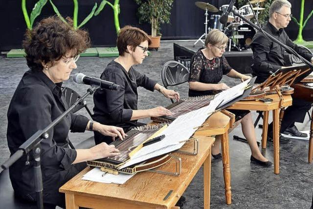 2500 Musiker und Sänger beim Landesmusikfestival in Lahr