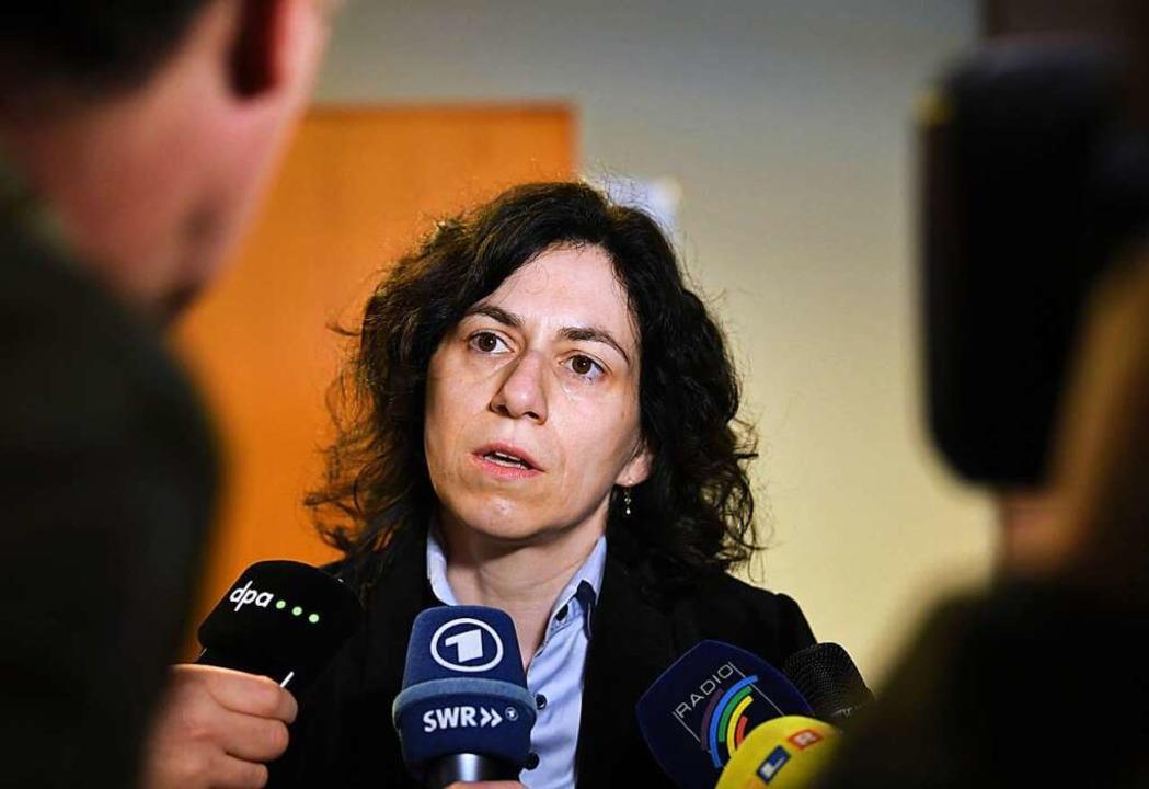 Rechtsanwältin Katja Ravat vertritt al...den missbrauchten Kinder (Archivbild).  | Foto: dpa