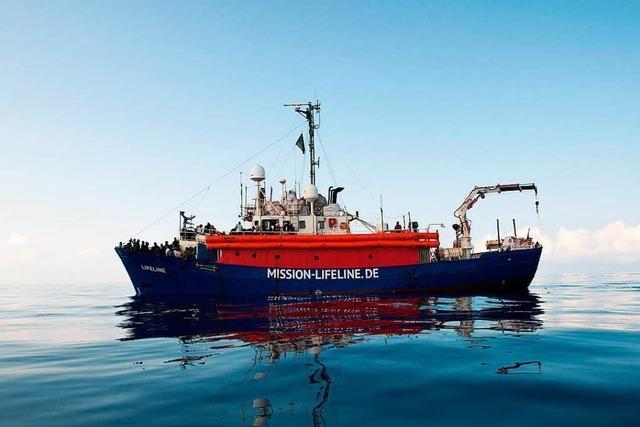 Malta lässt Rettungsschiff