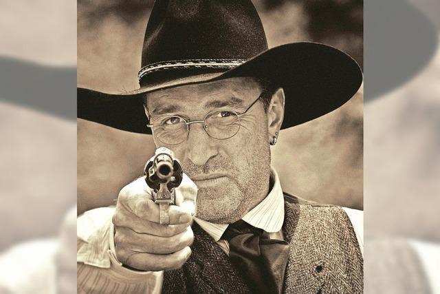 Westernschießen Silver Dollar Shooting in Schluchsee