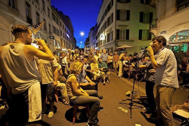 33 Bands beim 10. Glaibasler Bluesfest bei freiem Eintritt