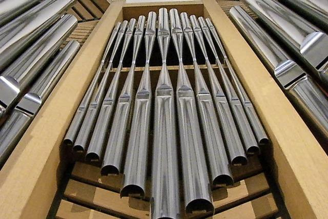 Schopfheimer Orgelsommer beginnt mit einer Orgelnacht