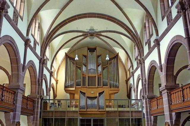 Motettenchor Lörrach in Badenweiler