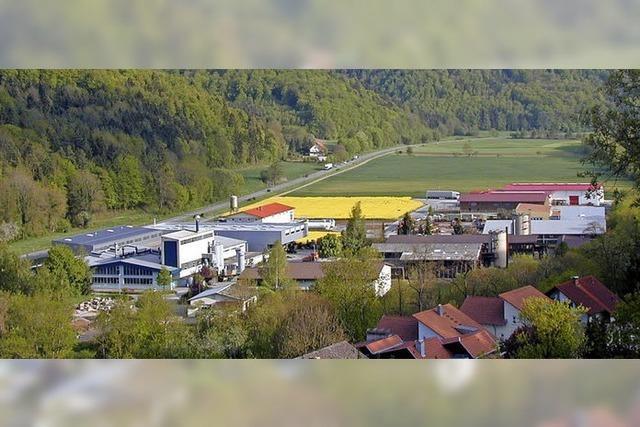Zwei Preiskategorien für Flächen im Gewerbegebiet