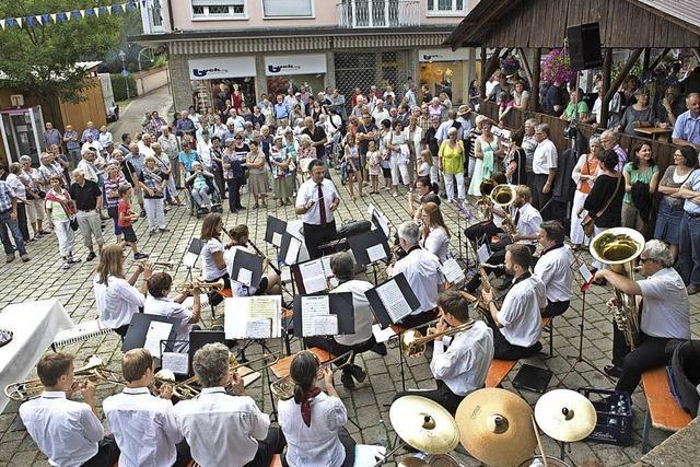 Drei Tage Stadtfest – und zum Abschluss wieder das Oldtimertreffen