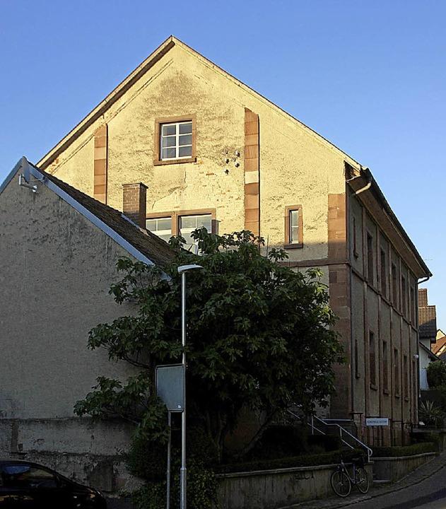 Die ehemalige Synagoge   | Foto: E. Sieberts